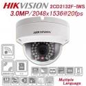 Hikvision IP Camera 720p PTZ Wireless DS-2CD3132FS