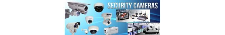 Caméras de sécurité